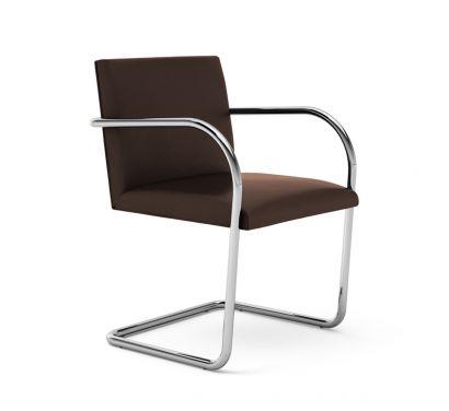 Brno Chaise en tubulaire