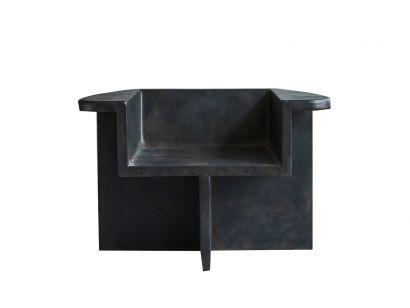 Brutus Lounge Chair - 101 Copenhagen Mohd