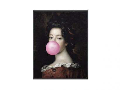 Bubblegum Quadro 1