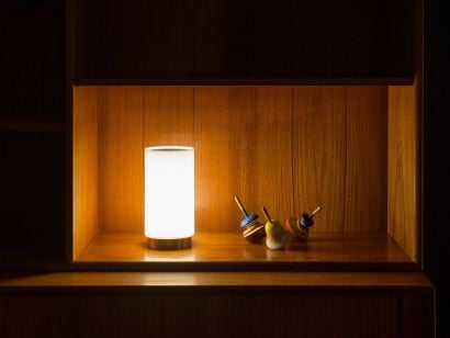 Bugia Lampada da Tavolo Ricaricabile