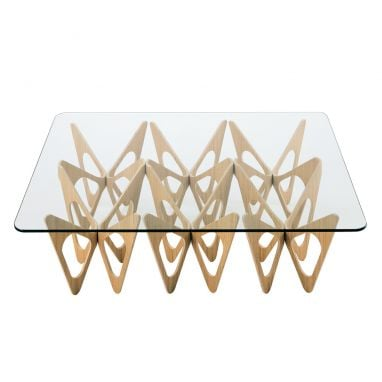 Butterfly Coffee Table 90x90