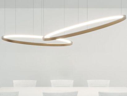 C2 Anelli 1060 Suspension Lamp