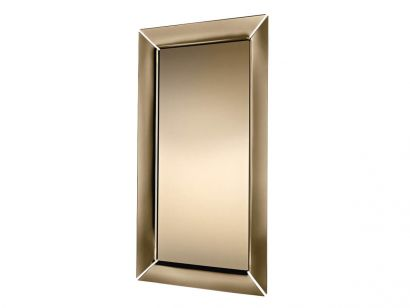 Caadre Free Standing Mirror - Bronze Glass