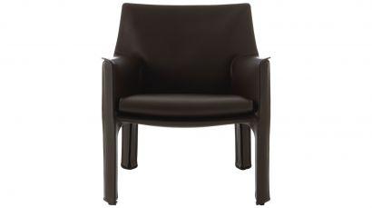 414 Cab Leather Armchair