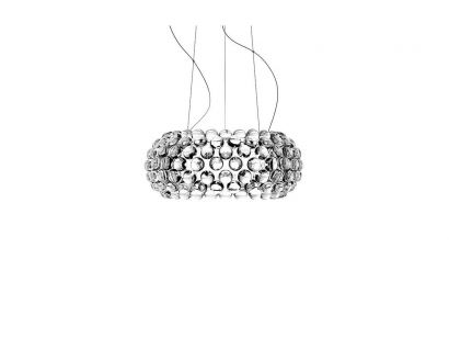 Caboche Medium Halo Suspension Lamp