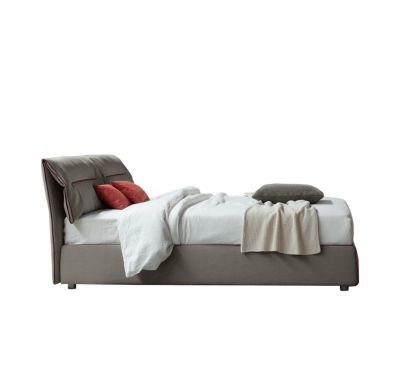Campo Double Bed With Storage