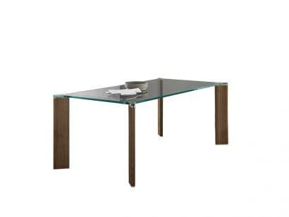 Can Can Table - Canaletto Walnut Legs