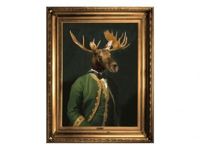 Lord Montague Small Quadro