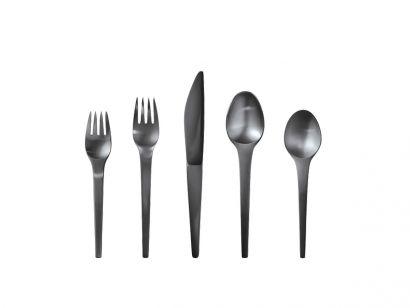 Caravel Cutlery Set of 5 Pcs – Black