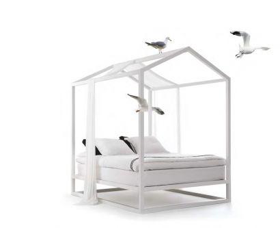 Casetta in Canadà Bed