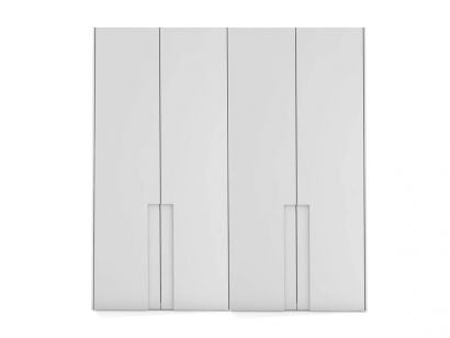 Cea Wardrobe 185 cm - Leaf  Door