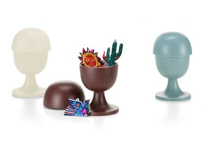 No. 3 Ceramic Container