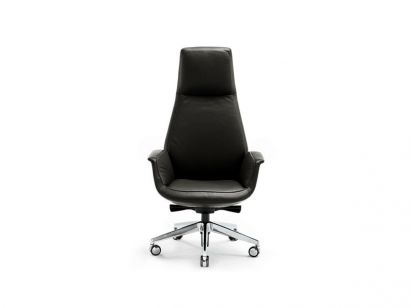 Poltrona Frau Cercle President Office Chair - SC 20 Inchiostro