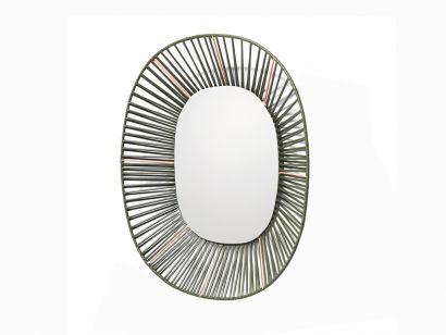 Cesta Oval Mirror