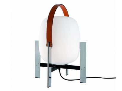 Cesta Metálica Table Lamp