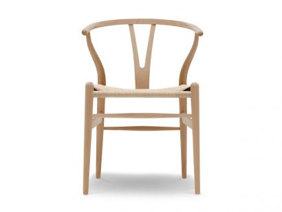 CH24 Wishbone Chair Carl Hansen&Søn by Hans J. Wegner - natural oiled beech