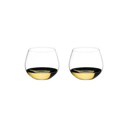 The O Tumbler Chardonnay Aged - Set 2 Tumblers