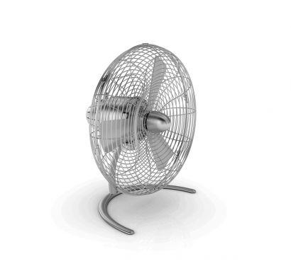 Charly Little Fan - Aluminum