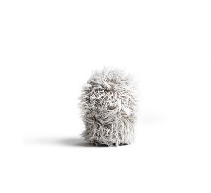 Chummy Frizzy Pouf - Pelliccia