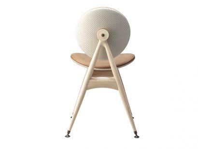 Circle Dining Chair Sedia senza Braccioli