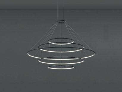 Circular Model E Lampe à Suspension