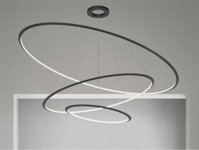 Circular Modèle G Lampe à Suspension