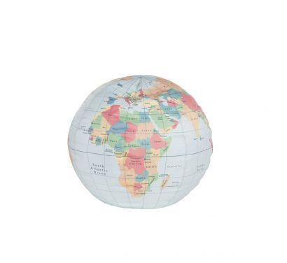 Classic Globe Pouf