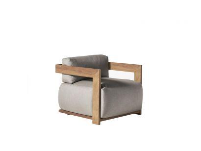 Meridiani Claud Open Air Armchair