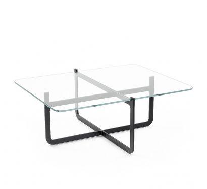 Clip Side Coffee Table In Steel Sheet