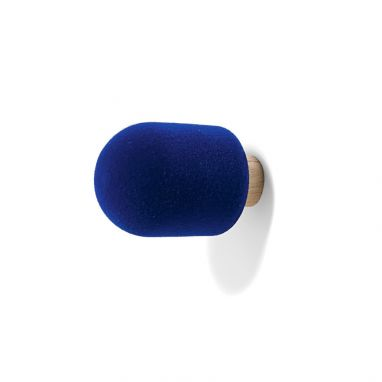Small Coat Hooks Blue - Appendiabiti