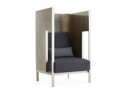 GandiaBlasco Solanas Cocoon Lounge Chair