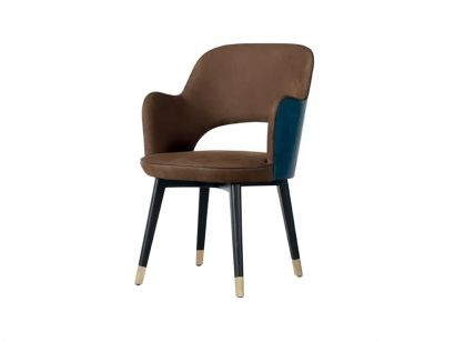 Colette Chair with Armrest - One Colour