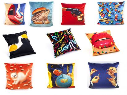 Toiletpaper Cushion Collection