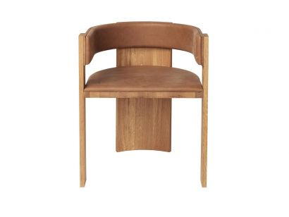 Collector Dining Chair With Covered Cushion