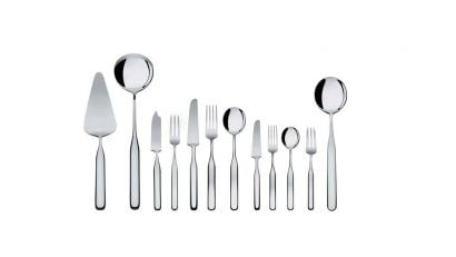 collo alto cutlery set