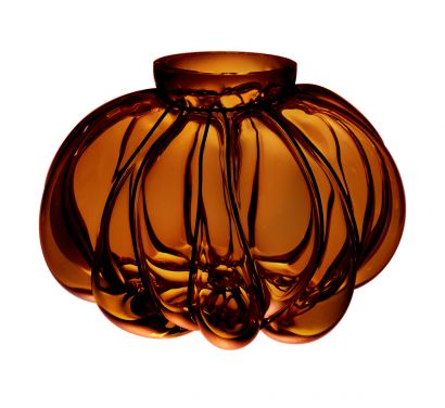 Pumpkin Coupe Vaso - Havana
