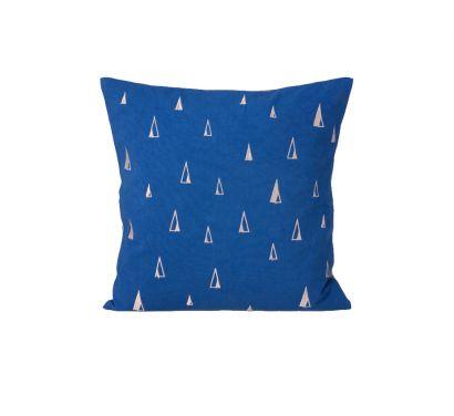 Cone Cushion - Blu