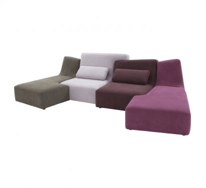 Confluences - Sofa 4 sedute