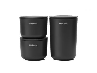 3 Storage Containers