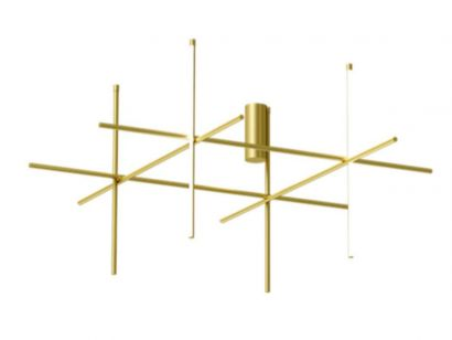 Coordinates C4 Ceiling Lamp Flos