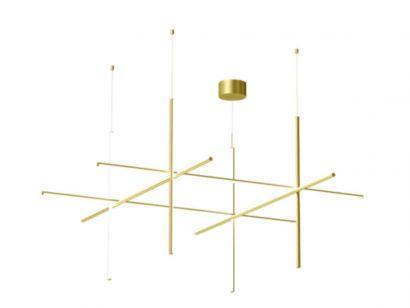 Coordinates S4 Suspension Lamp Flos