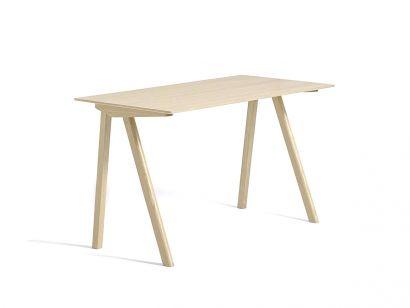 Copenhague CPH90 Desk - Matte Oak Lacquer