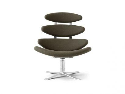 Corona Swivel Easy Chair