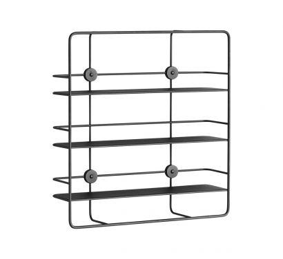 Coupé Rectangular Wall Shelf