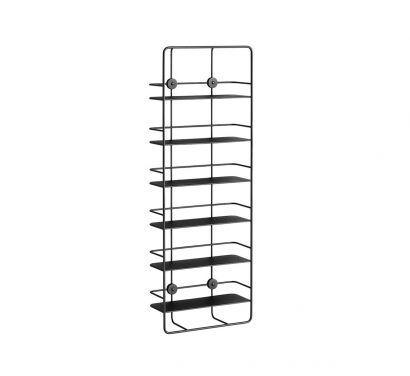 Coupé Vertical Wall Shelf