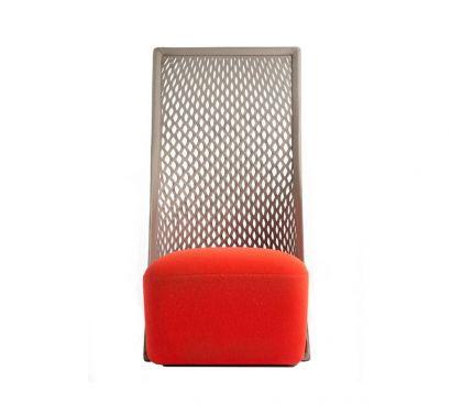 Cradle High Armchair