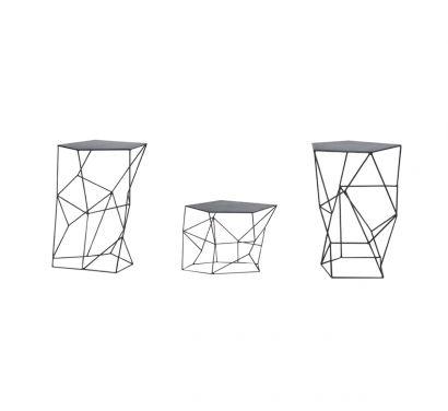 Craklé Table Basse - Outdoor