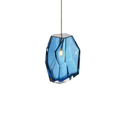 Crystal Rock Lampe à suspension