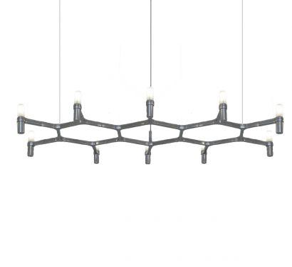 Crown Plana Halo/LED - Pendant Lamp
