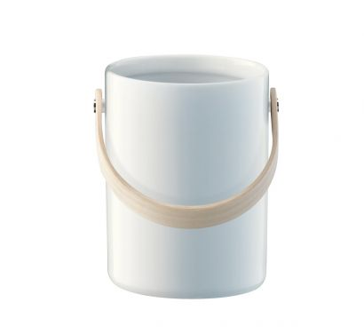 Circle Container & Ash Handle